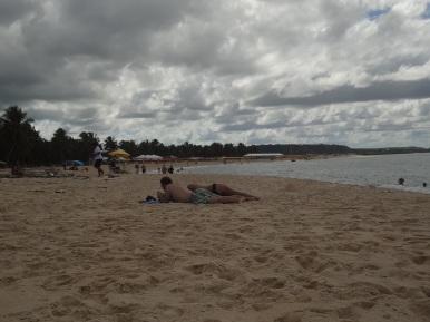 Muvuca na praia
